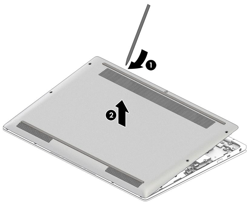 HP EliteBook x G2 Notebook PC  Maintenance and Service Guide - PDF
