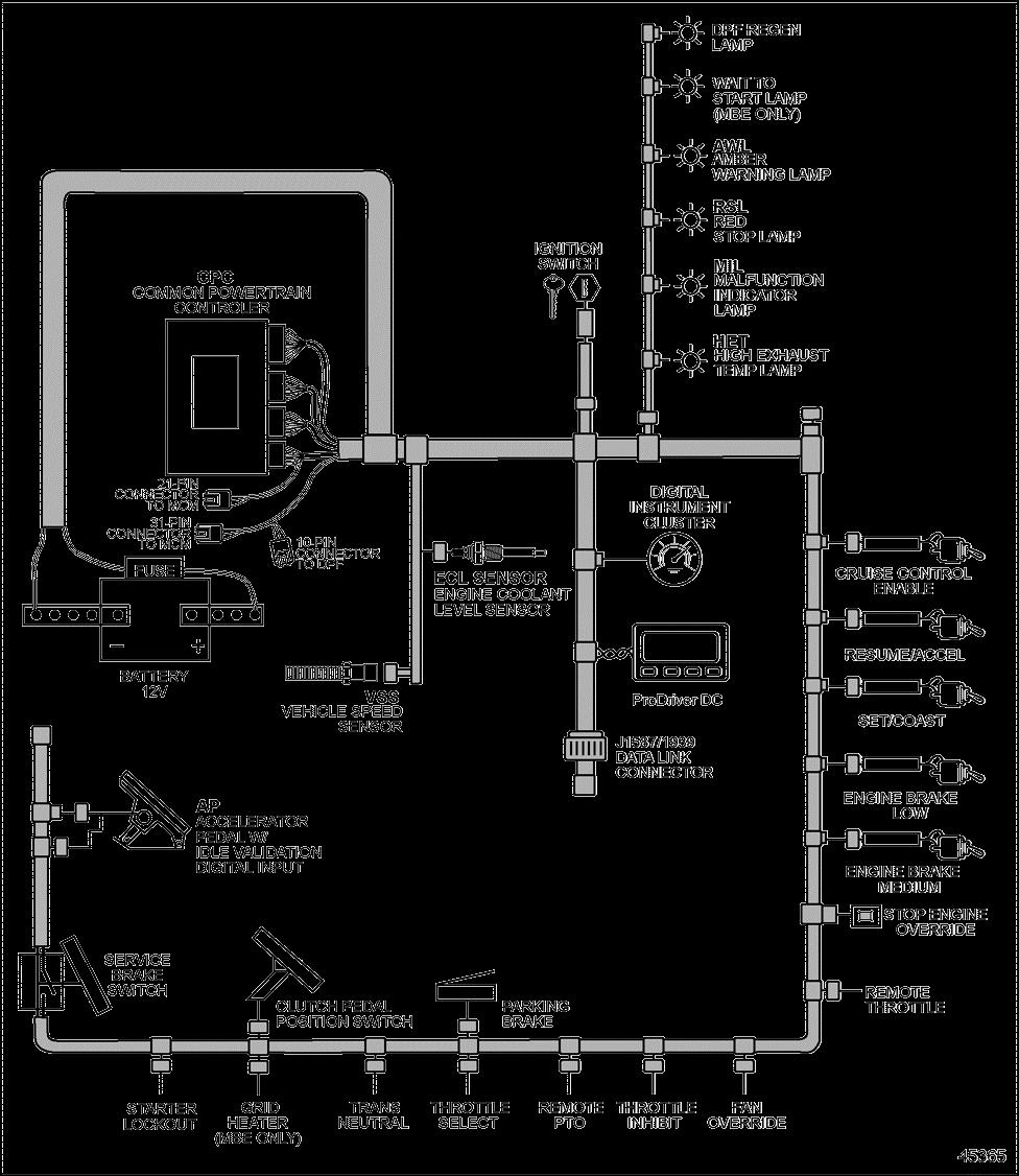 Electrical Wiring On Light Switch Diagram Power Into Pdf 44kb Making It Easy To Obtain Digital Forensic Data From Heavy Vehicle 9 How The Sss2 Works An Ecu Reads Signals Sensor Systems