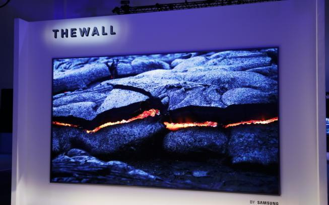 49 Samsung 146 Micro LED Display the Wall