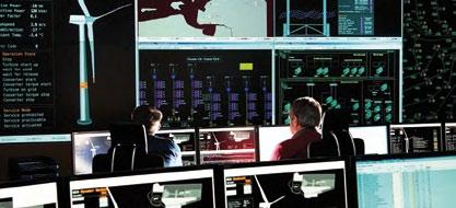 The applications range from Online State Estimation, simulation mode functions (Dispatcher Load Flow, Contingency Analysis, Switching Validation) to Dispatcher Training Simulator with real-time