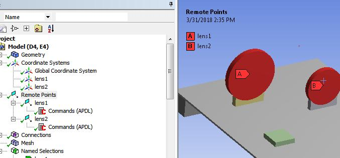 Extracting Relative Displacements in ANSYS Mechanical - PDF