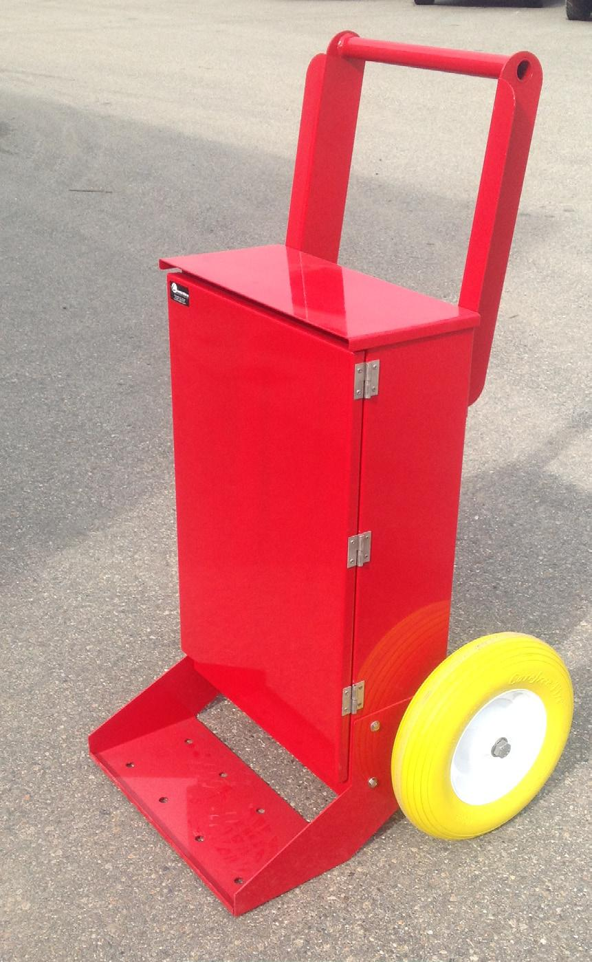 portable power cart epcc Features/Specifications 12GA