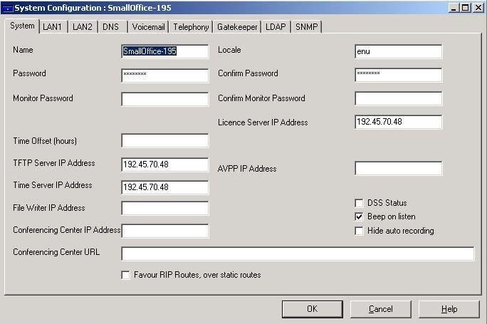 Application Notes for MultiTech CallFinder CF220 with Avaya