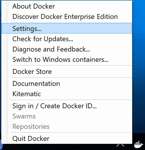 3.6.4 Docker Image Installs Notes: Installing the Driverless AI Docker image on Windows is not the recommended method for running Driverless AI. RPM and DEB installs are preferred.