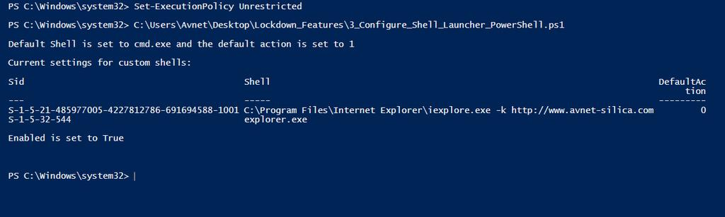 Windows 10 IoT Enterprise 2016 LTSB Overview, Setup