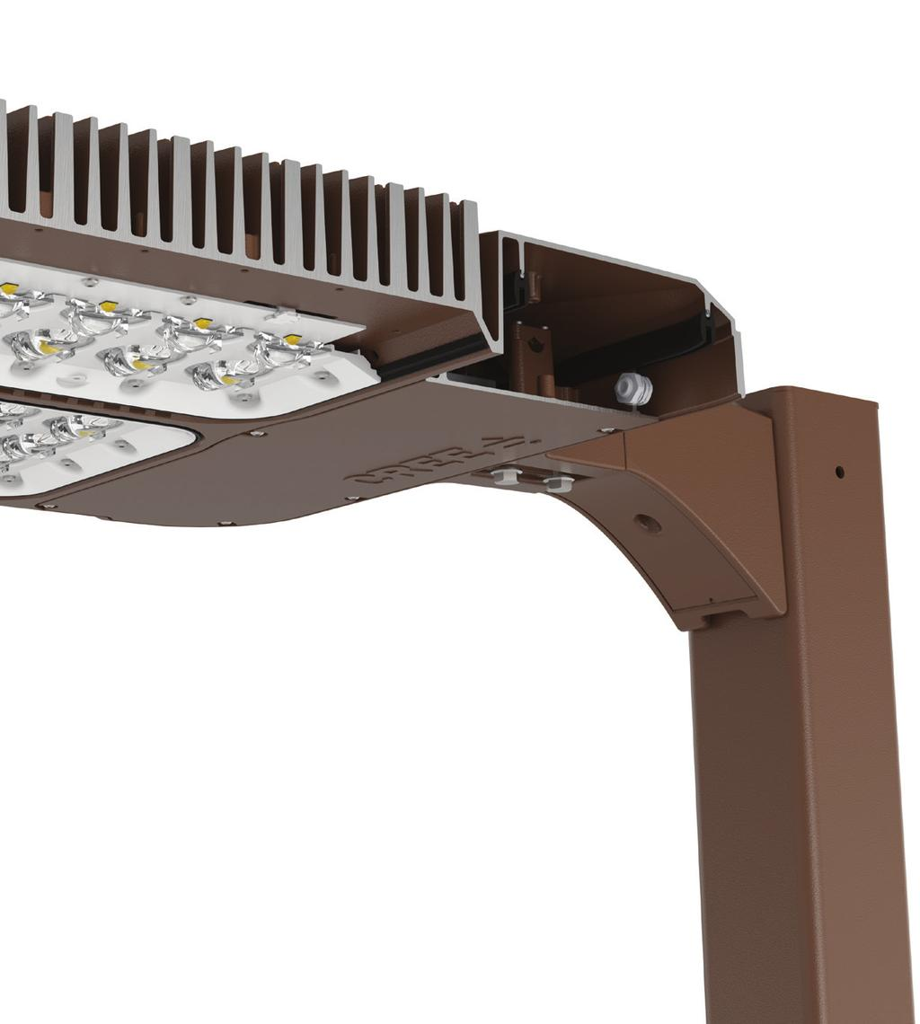 Osq Series Led Specification Grade Area Luminaire Ready To Turn