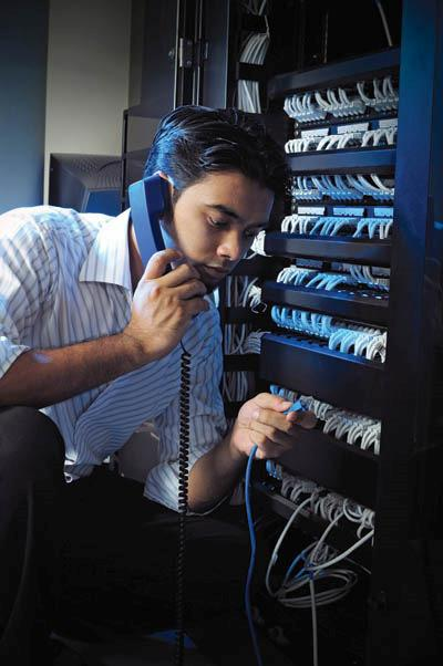Network Fundamentals Network administrator o Also called network engineer o Installs,