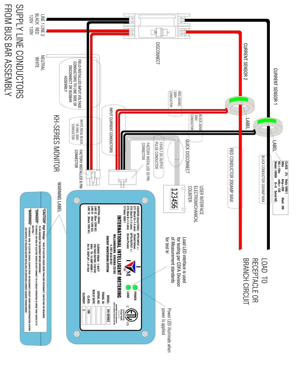 Iim Warwick Court Williamsburg Va Rev 5 Pdf Current Sensor Switch Wiring Diagram 19 Installation Instruction