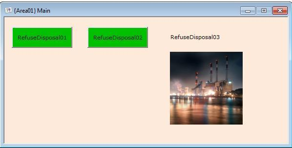 Exercise 10: Create and deploy Faceplates 7. In the Open an Image File form, browse to the C:\ProgramData\Schneider Electric\IGSS32\V13.0\GssDemo\Images\ folder and select the RefuseDisposal.png file.