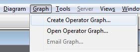 In the File name field, enter: Flows Graph (Do not include the quotation marks in the name) and press the Save button to save the graph in.usr format. 7. Close the operator graph. 8.