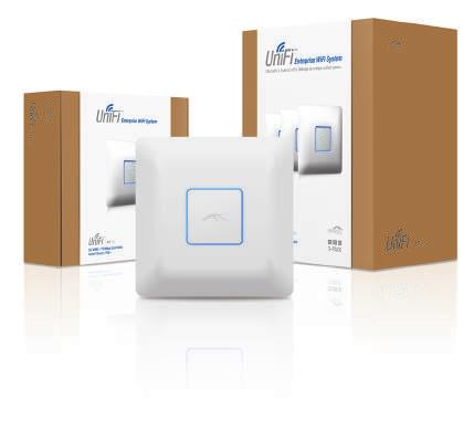 UniFi AP-AC (UAP-AC) The fastest, indoor model supports 802.11ac and speeds of up to 1300 Mbps in the 5 GHz radio band and up to 450 Mbps in the 2.4 GHz radio band.