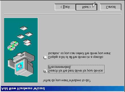 3. Installation Procedure of 802.11b WLAN MiniPCI Card 1. Insert the card into MiniPCI Slot. 2. Power on your computer and allow Windows to load fully. 3.