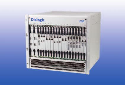 Converged Services Platforms Dialogic Converged Services Platforms (CSP) Dialogic Converged Services Platforms (CSP) are high-performance, carrier-grade, and open programmable media platforms with