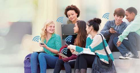 ultra-fast downloads Wi-Fi Range Better Coverage